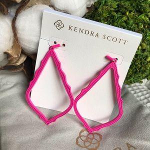 Kendra Scott Sophee Earrings Pink NWT